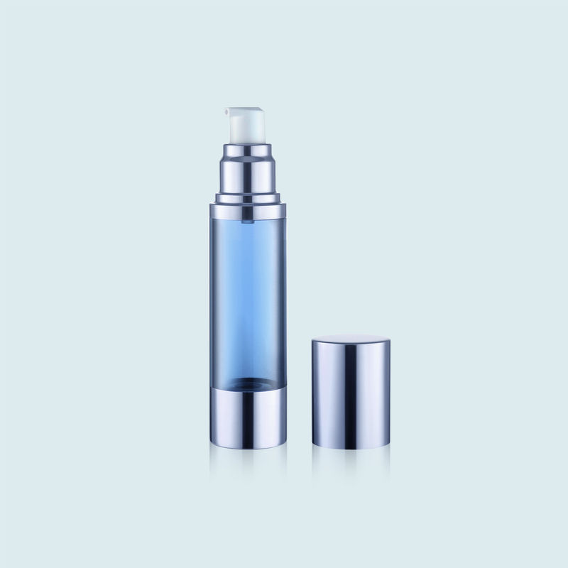 Empty Lotion Bottles With Pump Or Airless Spray Bottle For Facial Care Products